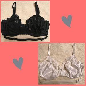Vintage Victoria Secret bras - 36D